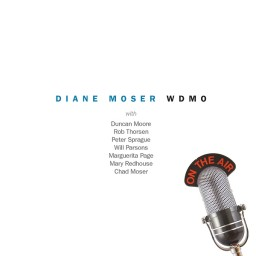 DIANE MOSER - WDMO cover