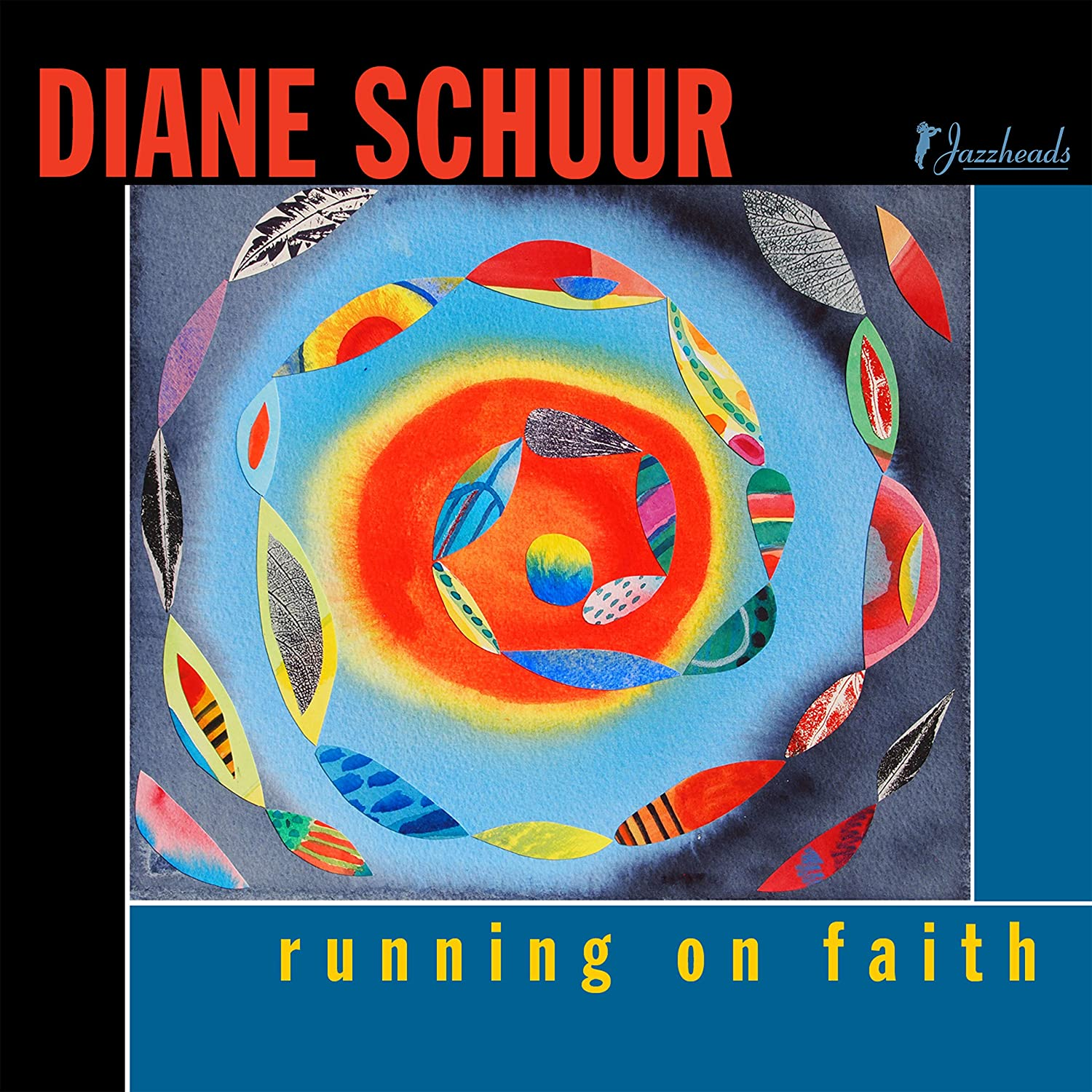 DIANE SCHUUR - Running On Faith Diane Schuur cover