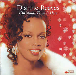 DIANNE REEVES - Christmas Time Is Here cover
