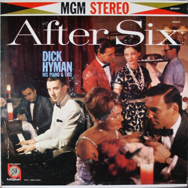 DICK HYMAN - After Six cover