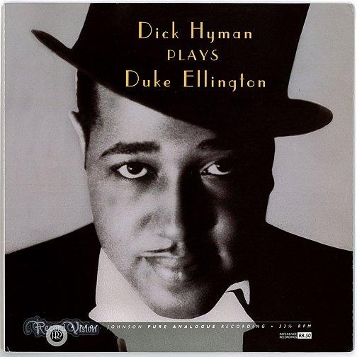 DICK HYMAN - Dick Hyman Plays Duke Ellington cover