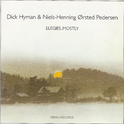 DICK HYMAN - Elegies,Mostly cover