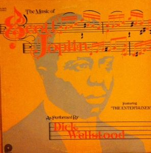 DICK WELLSTOOD - Music Of Scott Joplin cover