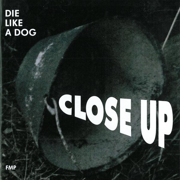 DIE LIKE A DOG QUARTET - Close Up cover