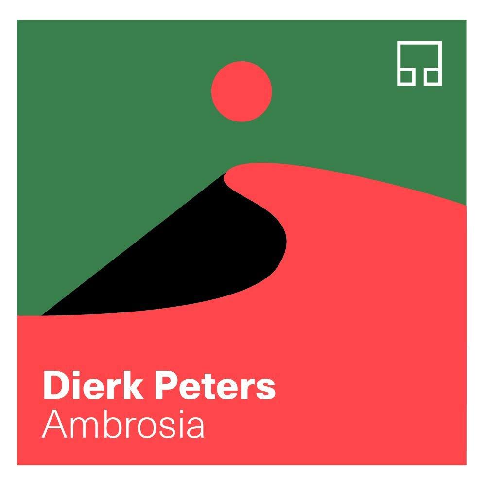 DIERK PETERS - Ambrosia cover