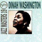 DINAH WASHINGTON - Verve Jazz Masters 19 cover