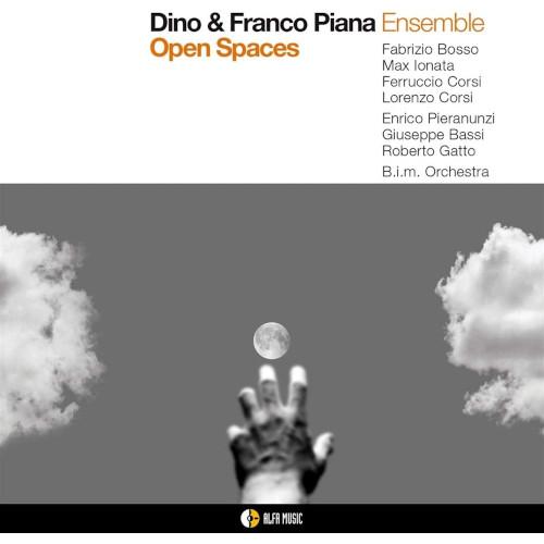 DINO PIANA - Dino & Franco Piana Ensemble : Open Spaces cover