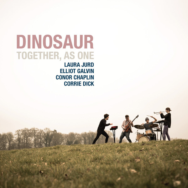 DINOSAUR - Together, As one cover