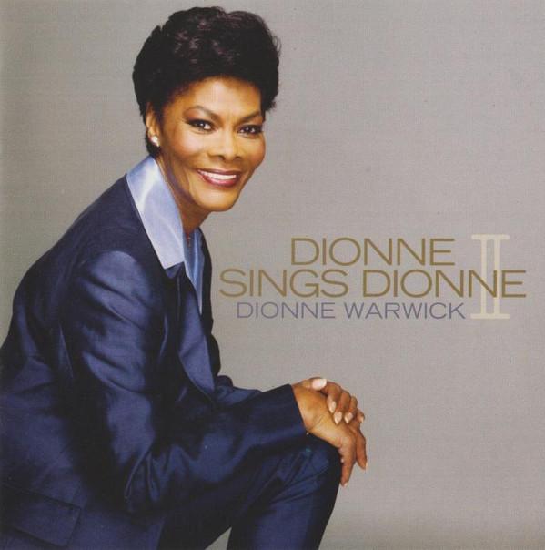 DIONNE WARWICK - Dionne Sings Dionne II cover