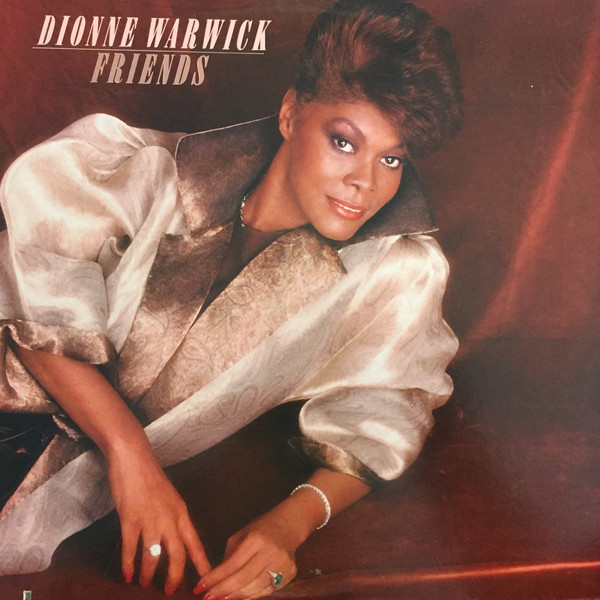 DIONNE WARWICK - Friends cover