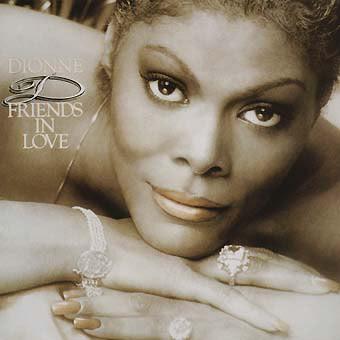 DIONNE WARWICK - Friends In Love cover