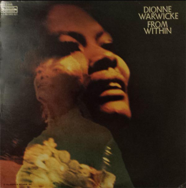DIONNE WARWICK - From Within cover