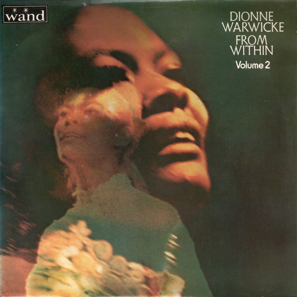 DIONNE WARWICK - From Within - Volume 2 cover