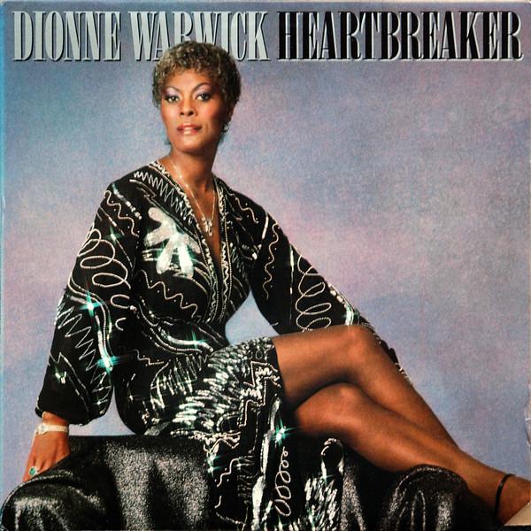 DIONNE WARWICK - Heartbreaker cover