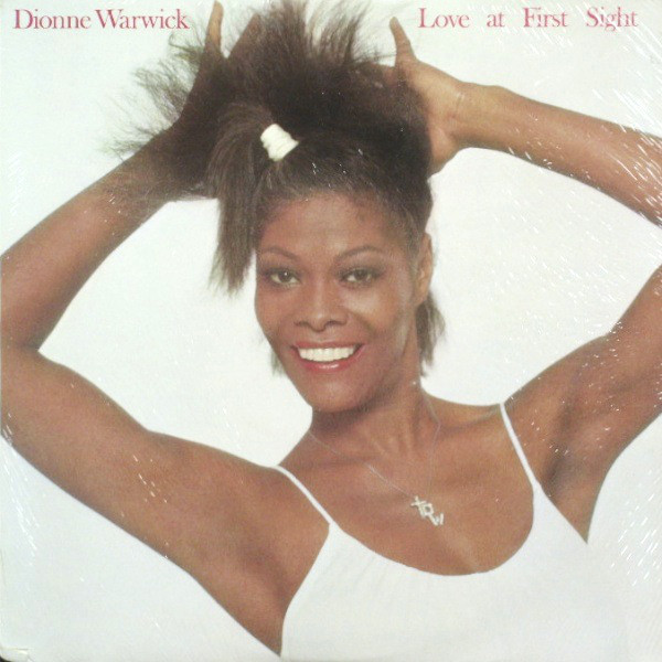 DIONNE WARWICK - Love At First Sight cover