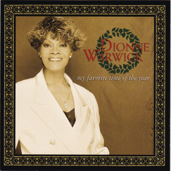 DIONNE WARWICK - My Favorite Time Of The Year cover