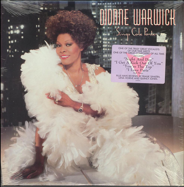 DIONNE WARWICK - Sings Cole Porter cover