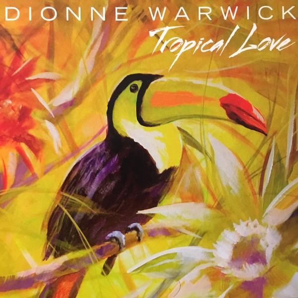DIONNE WARWICK - Tropical Love cover