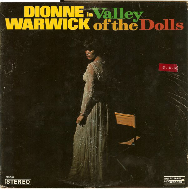 DIONNE WARWICK - Valley Of The Dolls cover