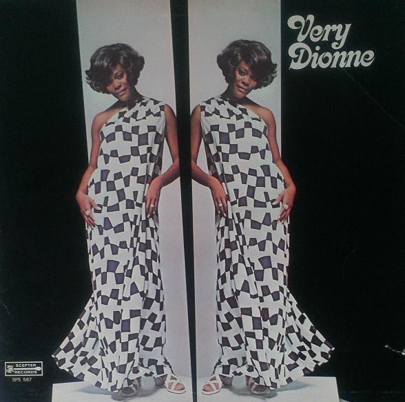DIONNE WARWICK - Very Dionne cover
