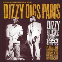 DIZZY GILLESPIE - Dizzy Digs Paris cover
