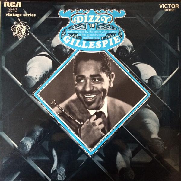 DIZZY GILLESPIE - Dizzy Gillespie cover