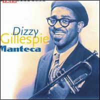 DIZZY GILLESPIE - Manteca cover