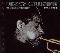DIZZY GILLESPIE - Odyssey: 1945-1952 cover
