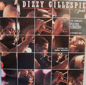 DIZZY GILLESPIE - The Complete Pleyel Concert cover