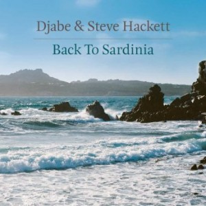 DJABE - Djabe & Steve Hackett : Back to Sardinia cover