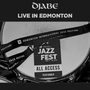 DJABE - Live in Edmonton cover