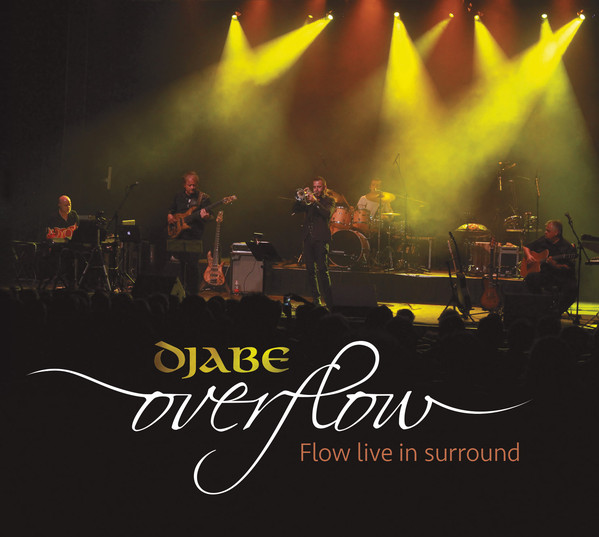 DJABE - Overflow - Flow Live In Surround cover