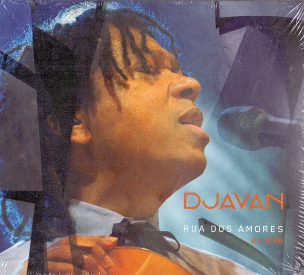 DJAVAN - Djavan - Rua Dos Amores Ao Vivo cover