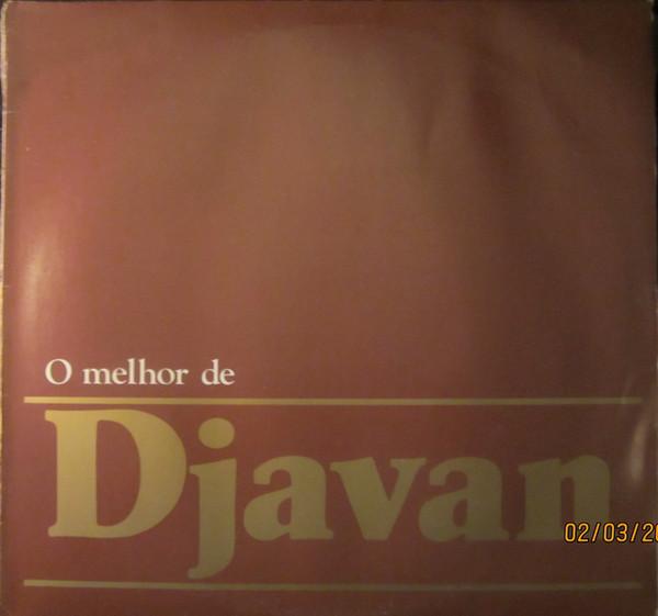 DJAVAN - O Melhor De Djavan cover