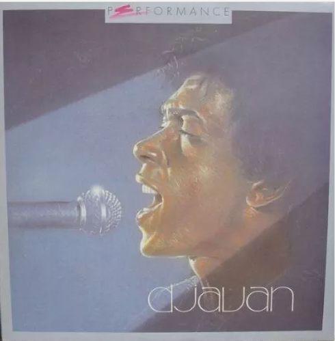 DJAVAN - Performance cover