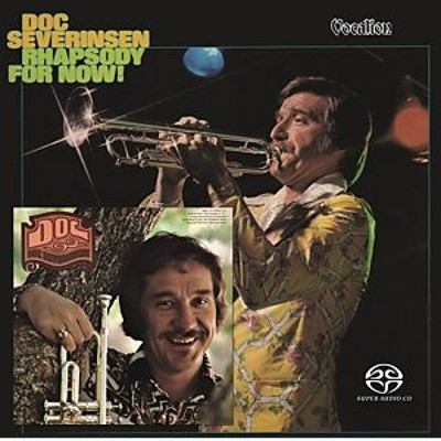 DOC SEVERINSEN - Rhapsody for Now! & Doc(SACD) cover