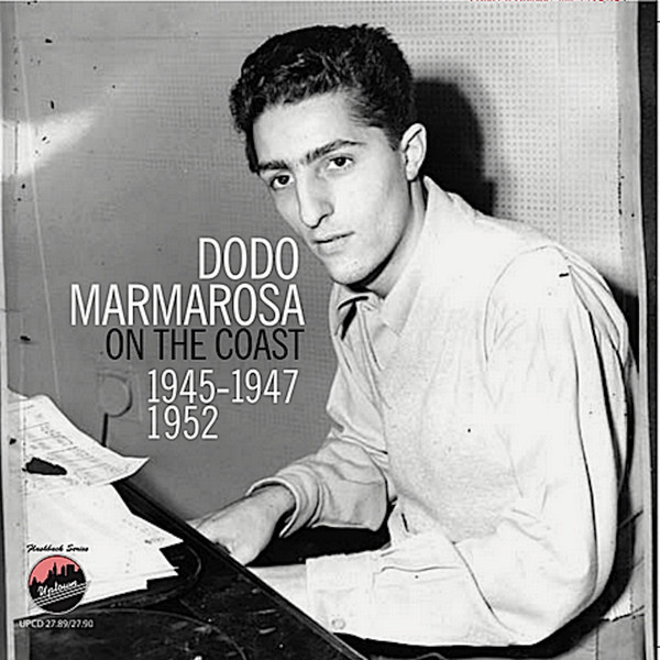 DODO MARMAROSA - On The Coast 1945-1947 & 1952 cover