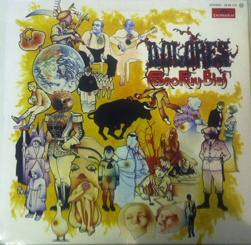 DOLORES - Dolores / Pedro Ruy-Blas cover