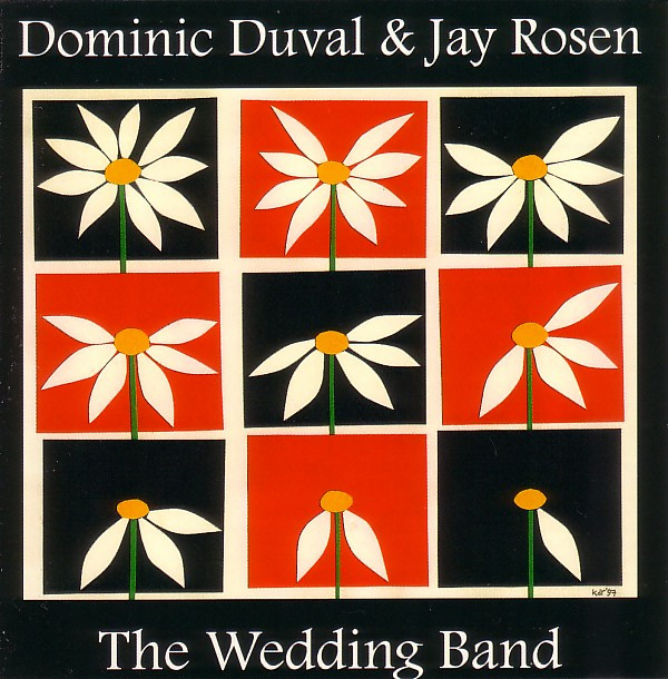 DOMINIC DUVAL - Dominic Duval & Jay Rosen : The Wedding Band cover