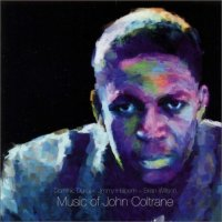 DOMINIC DUVAL - Dominic Duval, Jimmy Halperin, Brian Wilson : Music Of John Coltrane cover