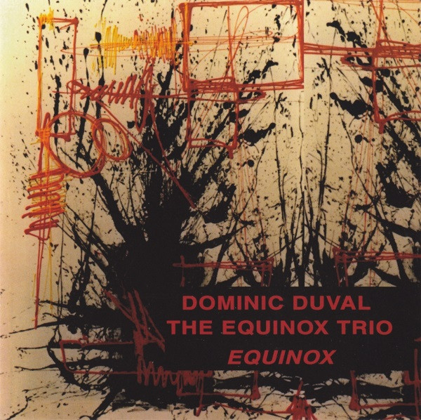 DOMINIC DUVAL - Equinox cover