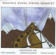 DOMINIC DUVAL - Mountain Air cover