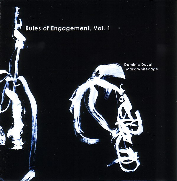 DOMINIC DUVAL - Rules of Engagement, Vol. 1 cover