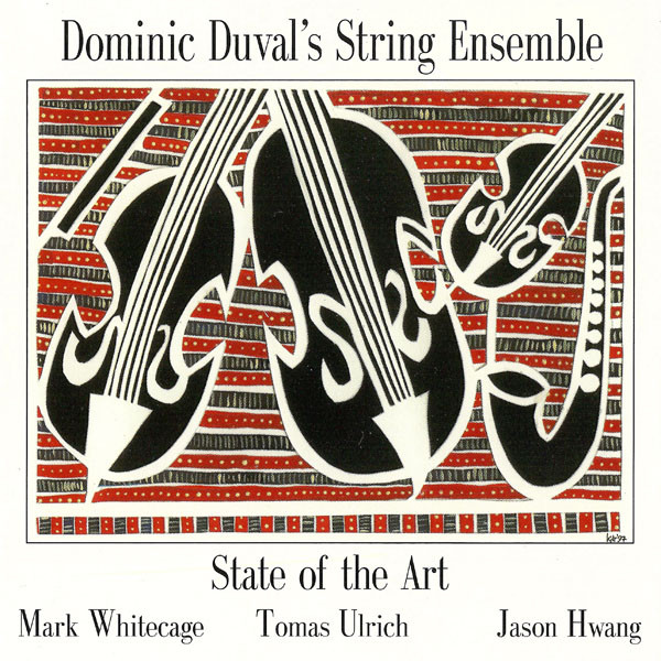 DOMINIC DUVAL - State Of The Art cover