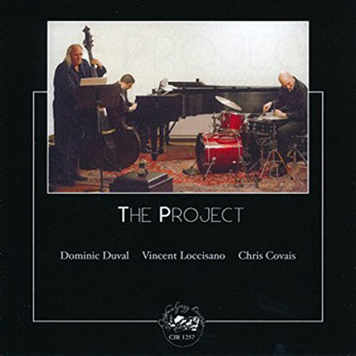 DOMINIC DUVAL - The Project cover