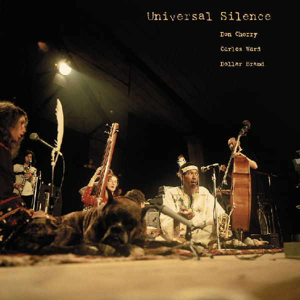 DON CHERRY - Universal Silence cover