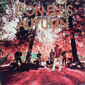 DON ELLIS - Autumn cover
