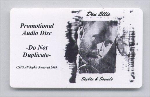 DON ELLIS - Don Ellis Band Live In Doelen, Rotterdam cover