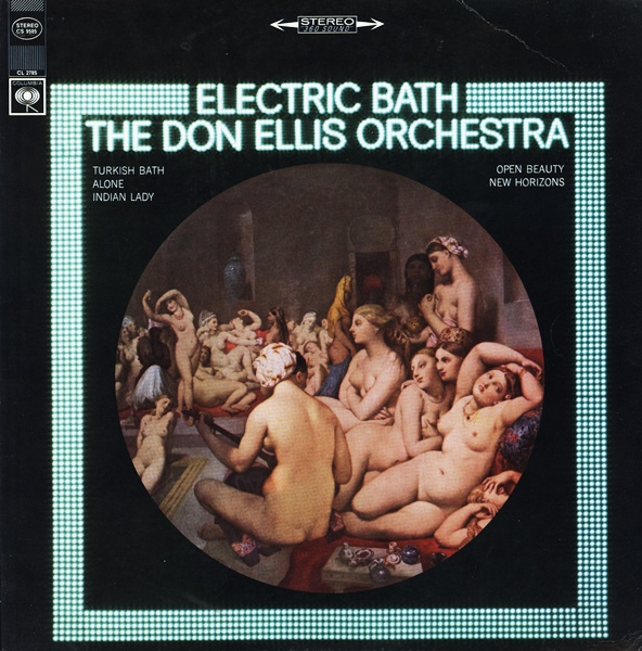 DON ELLIS - Electric Bath cover