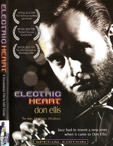 DON ELLIS - Electric Heart cover